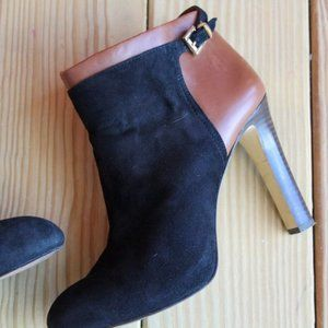 4/ $30 Banana Republic Black and Brown Bootie